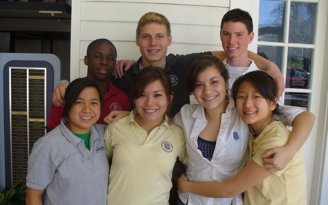2010 GHRoW Scholars
