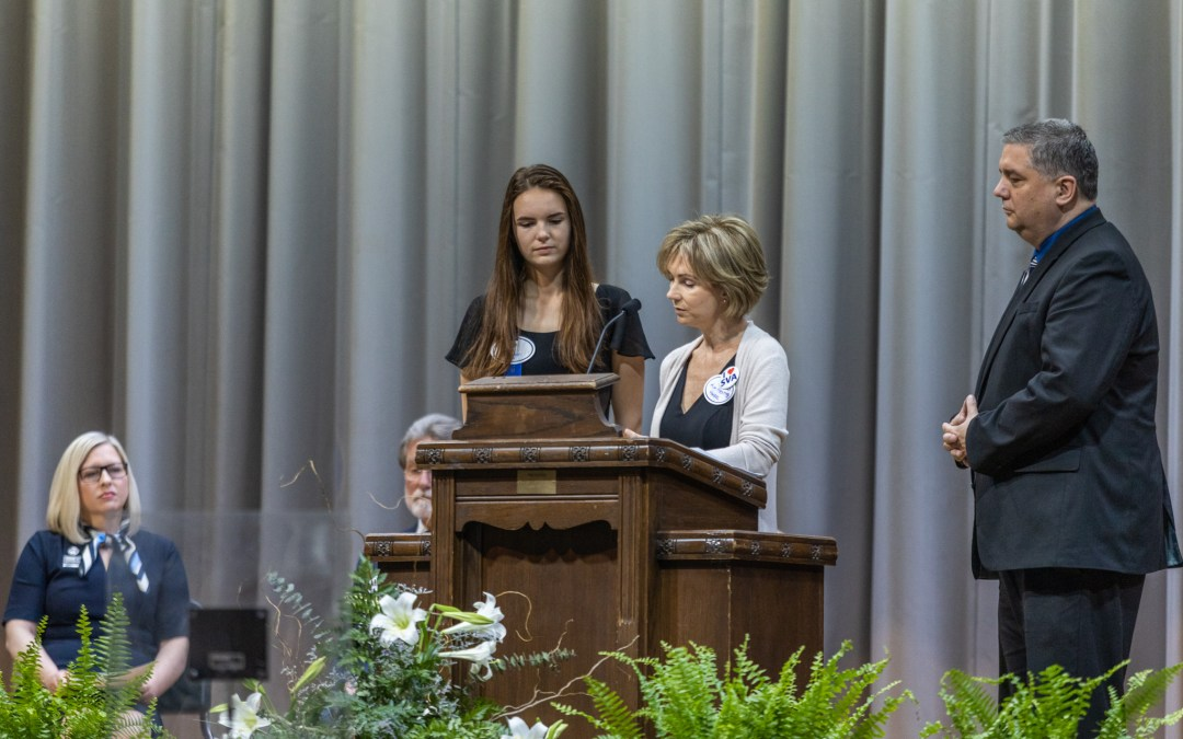 Sierra Anderson-Leadership Award