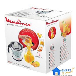 Vitapress 1000ml Citrus Juicer by Moulinex