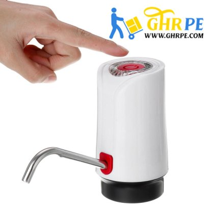 Automatic Portable Drinking Water Pump Bottle