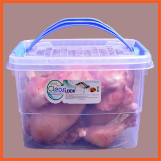Stylish Fruit & Vegetable Storage Container Large 7Ltr