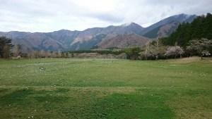 桜まつりゴルフ合宿#3
