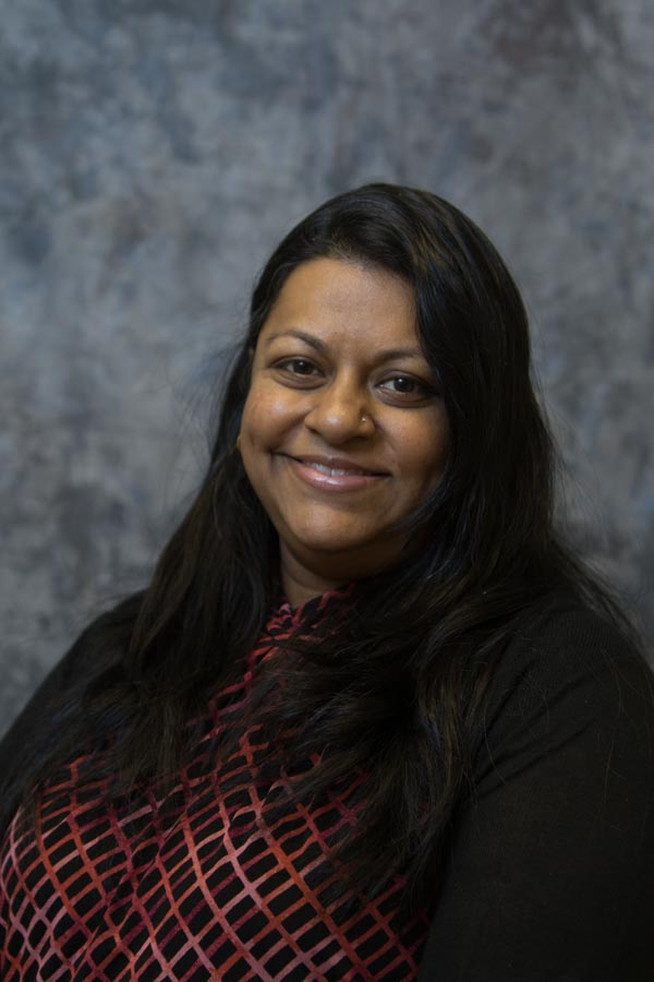 Sabina Sheriff, 3rd Vice President