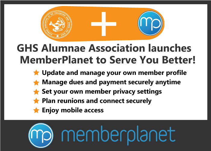 Join The Alumnae Association Membership Ranks today