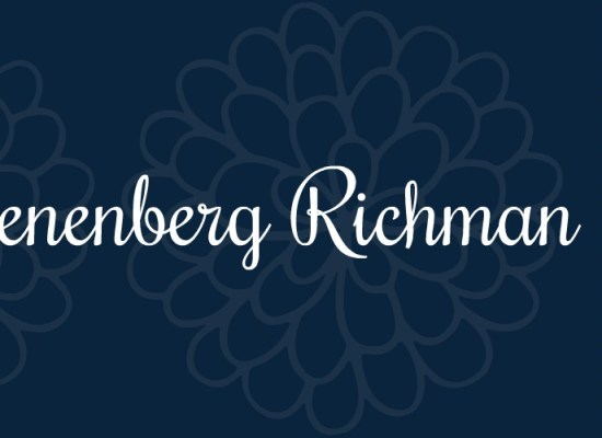 Remembering Evelyn Denenberg Richman