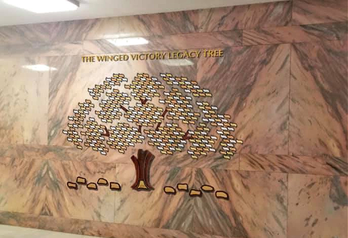 Winged Victory Legacy Tree Campaign