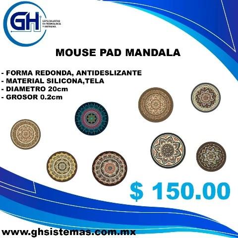 Mouse pad Mandalas