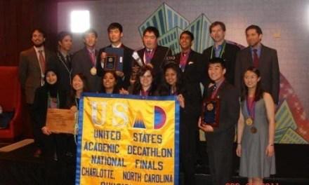Granada Hills Charter High School Captures First National Academic Decathlon Title