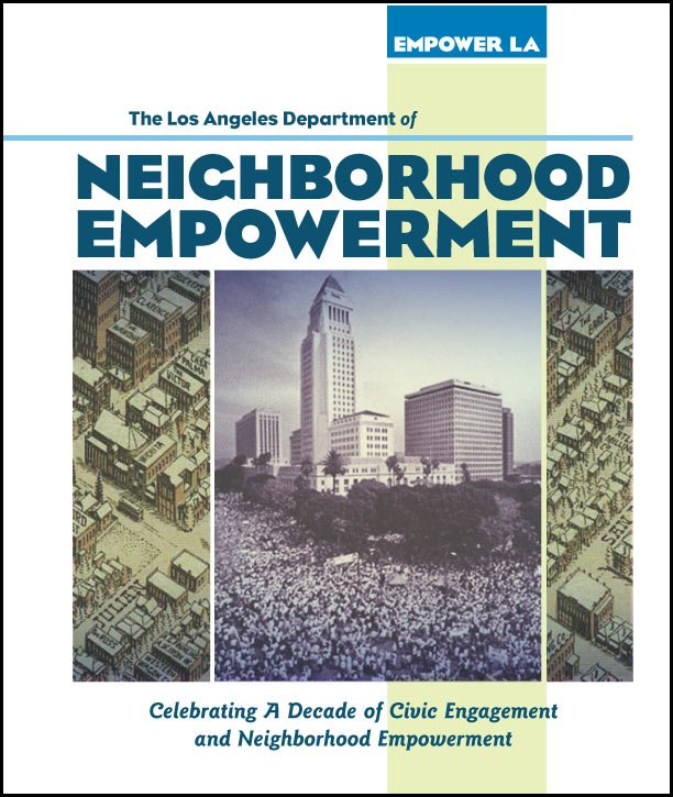 Download Your 2013 L.A. Dept of Neighborhood Empowerment Yearbook