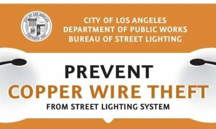 Help Keep the Street Lights on in Your Neighborhood