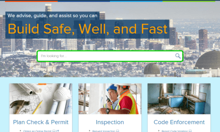 New Department of Building and Safety Website