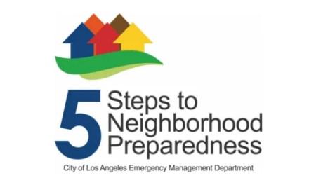 5 Steps to Neighborhood Preparedness