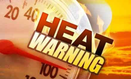 High Heat Alert