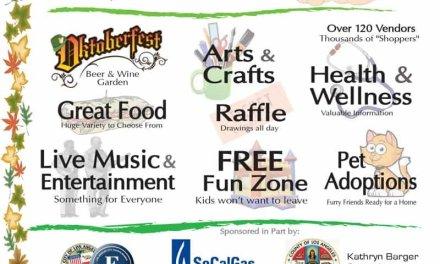 Granada Hills Street Faire, Saturday, October 7