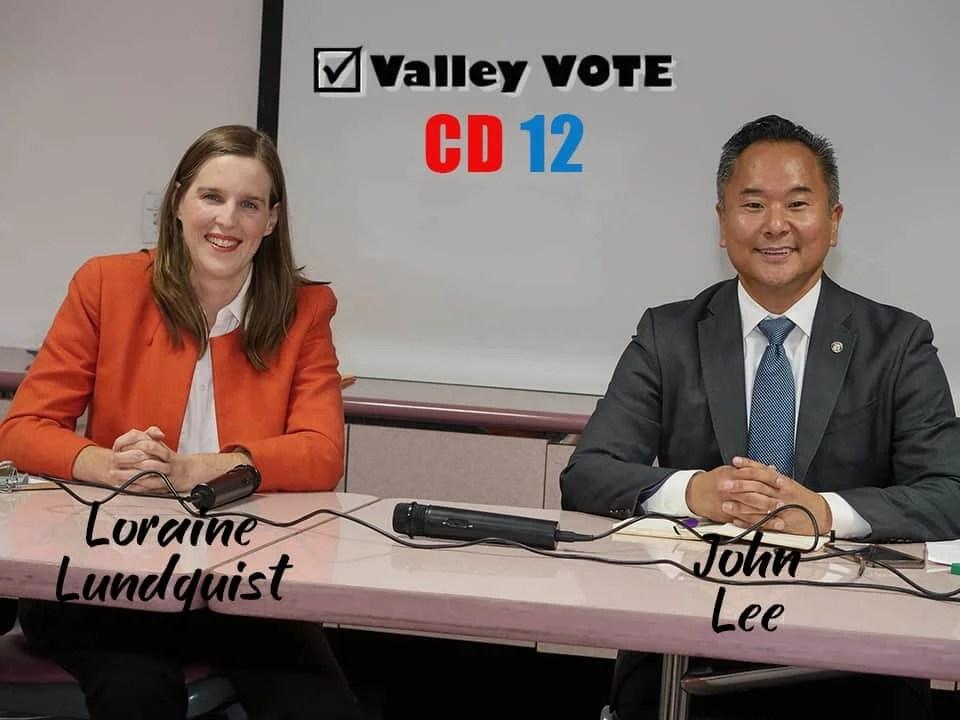 Valley Vote CD12 Debate Photos – July 15, 2019