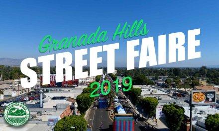 Granada Hills Street Faire Video – October 5, 2019
