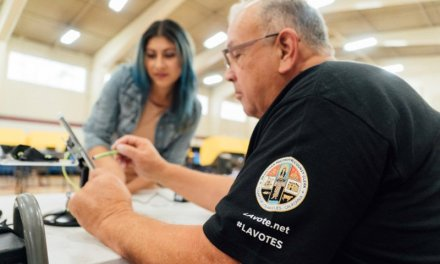 New Vote Centers Open This Weekend, But Most Angelenos Have No Idea