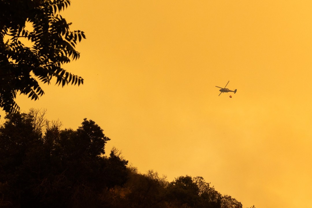 The Time To Get Ready For Major Wildfires Is Now