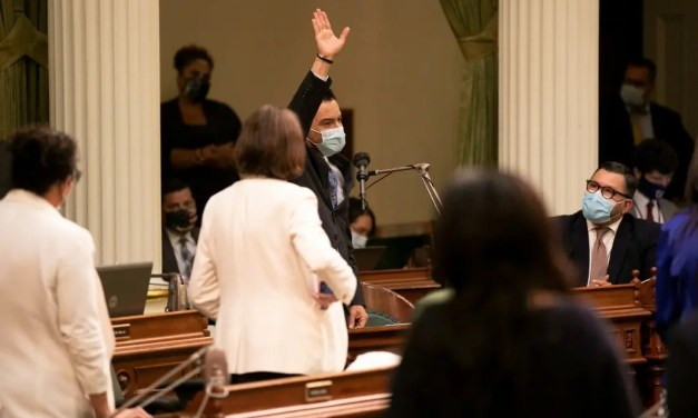 770 New Laws Coming To California