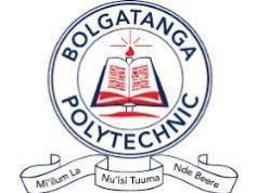 Bolgatanga Polytechnic Admission Cut-Off Points