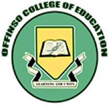 Offinso College of Education Admission Requirements