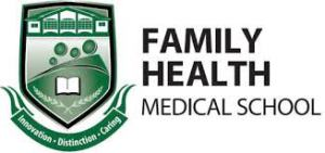 Family Health University College Fees Schedule