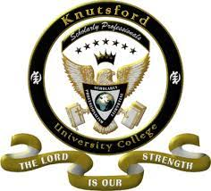 Knutsford University College Admission Form