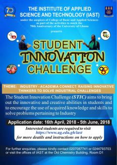 UG Legon Student Innovation Challenge