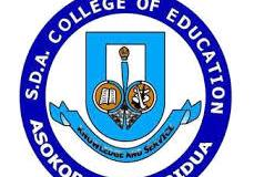 SDA College of Education School Fees Schedule
