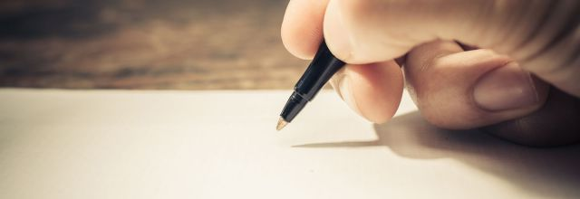 How to Write a Personal Statement for University