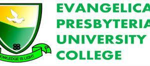 Evangelical Presbyterian University College Admission Letter