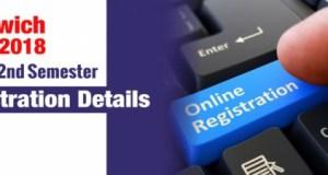 UEW Sandwich 1st and 2nd Semester Registration Details