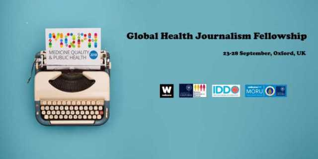 Global Health Journalism Fellowship