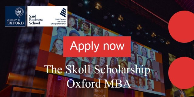 Skoll Scholarship