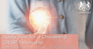 Chevening Research Science and Innovation Leadership Fellowship