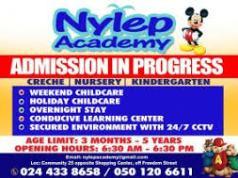 Nylep Academy Recruitment for Pre-school Teachers