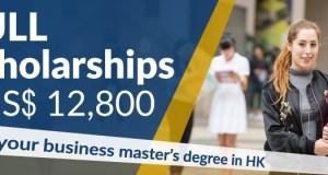 HKBU Fully Funded International Postgraduate Scholarship