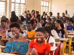 Language Schools in Ghana