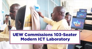 UEW Commissions 103-Seater Modern ICT Laboratory