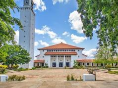 University of Ghana Matriculation Schedule