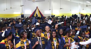 UCC Graduates Students from the College of Health and Allied Sciences