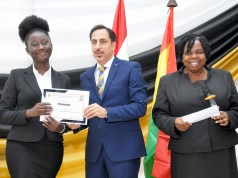 Lebanese Embassy Awards Scholarships To Law Students