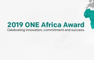 ONE Africa Award