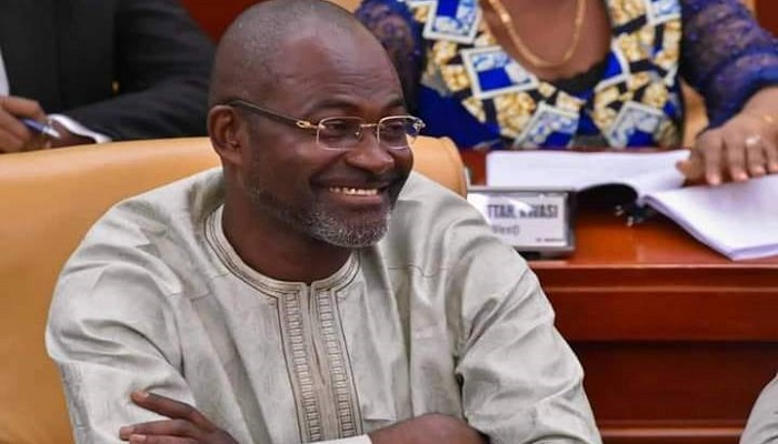 Judge in Kennedy Agyapong's contempt case transferred outside Accra