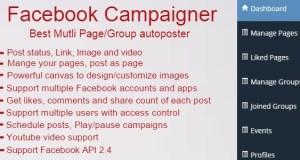 Download Facebook Campaigner 2.2 Free