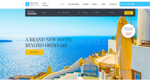Best Hotel Booking Wp Theme