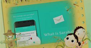 Download Sarahah APK