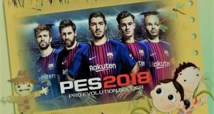 Download Pes 2018 Pro Evolution Soccer Mod APK