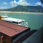 深セン旅行 ~その3~ 香港国際空港から深セン:蛇口にフェリーで入る