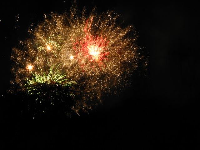 Fireworks -Jumpin' Jack's 2009 - big bang